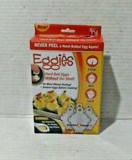 As Seen on TV 7 pc Eggies 2011 w/Egg Seperator. NIB