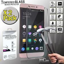 confezione da 2 vetro temperato pellicola protezione schermo per LeTV LeEco Le 2