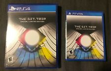 The BIT.TRIP Special Limited Edition Limited Run Games PAX East PS4 & PS Vita