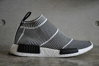 Adidas NMD City Sock CS1 OG PK Primeknit - Black/White