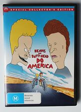 Beavis and Butt-Head Do America DVD - Special Collectors Edition - Like New!