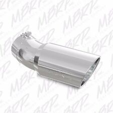 """Ford 6.7L Powerstroke MBRP 30-DEGREE BEND POLISHED EXHAUST TIP (5""""  6''.."""