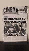 Cine - N º 581-16 A 30 Septiembre 1996 - El Triángulo de La Cine Mundial