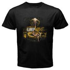 New Limp Bizkit *Gold Cobra Alternative Rock Men's Black T-Shirt Size S to 3Xl