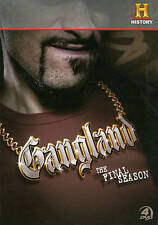 Gangland: The Final Season, Acceptable DVD, Various, The History Channel