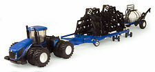 1/64 ERTL NEW HOLLAND T9.670 AIR SEEDER SET