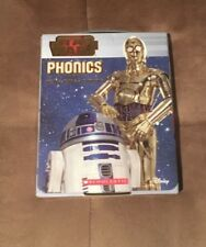 Star Wars Phonics Pack 2 Scholastic 10 Books 2 Workbooks