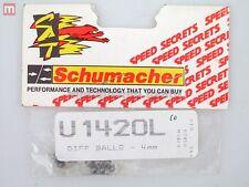Schumacher 4mm Diff Boules U1420L modélisme