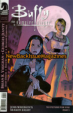 Buffy the Vampire Slayer Season 8 Comic Variant 9/07,No Future for You Part 1