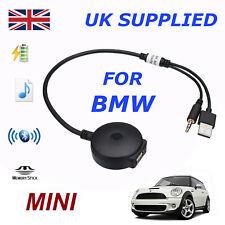 BMW Bluetooth Streamer USB Adapter usb & aux Fits Mini Cooper