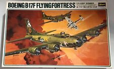 Hasegawa Boeing B17F Flying Fortress 1/72 Open Model Kit 'Sullys Hobbies'