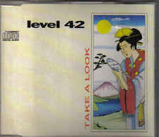 Level 42-Take A look cd maxi single