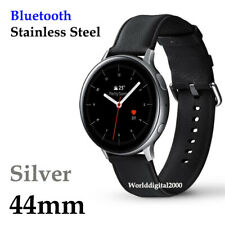 New Samsung Galaxy Watch Active2 SM-R820 Stainless 44mm -Color:Silver-Bluetooth