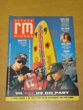 RECORD MIRROR 1989 JUNE 24 PUBLIC ENEMY EDDY GRANT