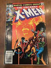 Marvel Comic Book Uncanny X-Men Issue #159 (1982) Dracula Appearance HQ Copy