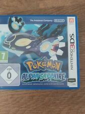 Pokémon: Alpha Saphir -- Limited Edition (Nintendo 3DS, 2014, Eurobox)
