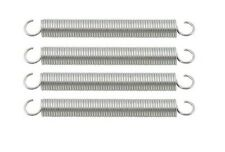 Conjunto de 4 Muelles De Retorno Pedal 3 in (approx. 7.62 cm) Kart