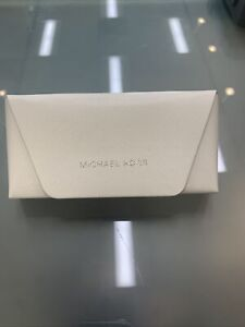Large Michael Kors Glasses Case With Cleaning Cloth