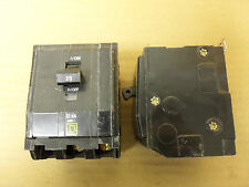 Square D Qob320Vh Qob 3 Pole 20 Amp Circuit Breaker Yellow 22Ka Bolt On