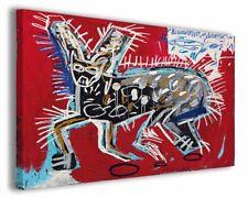 Quadro moderno Jean Michel Basquiat vol II stampa su tela canvas arredo poster
