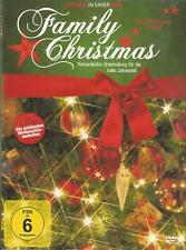 DVD-Box: Family Christmas: 3 Filme+Musik+Weihnachtslieder+Neu !!!