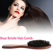 Airbag Natural Boar Bristle Hairdressing tool Hair Styling Hair Comb