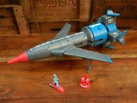 Thunderbirds Supersize Thunderbird 1 w/ Alan Minifigure and Accessories - B