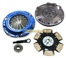 FX STAGE 4 RACE CLUTCH KIT & HD FLYWHEEL for 3000GT STEALTH 3.0L V6 NON-TURBO