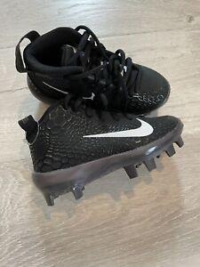 Nike Fastflex  856 Trout Baseball Cleats Black Size 10C New