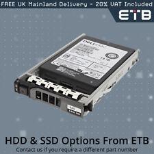 "Dell 1.6TB SSD SAS 2.5"" 12G  DR0HX, Samsung MZ-ILT3T80"