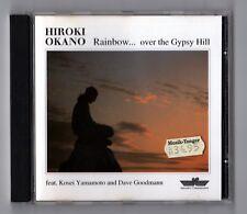 Hiroki Okano CD RAINBOW... OVER THE GYPSY HILL 1994 IC 2234-2 New Age near mint