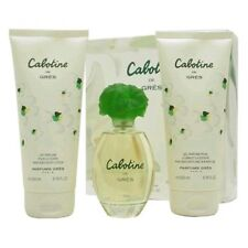 Cabotine Perfume by Parfums Gres, 3 Piece Gift Set for Women NEW