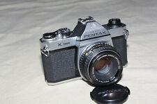PENTAX K1000 35mm CAMERA WITH 50/2 PENTAX-M LENS #2