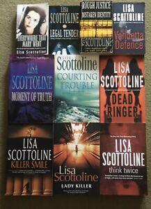 10 LISA SCOTTOLINE Complete Rosato & Associates 1-11 EVERYWHERE WHERE MARY WENT