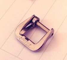 TISSOT STAINLESS STEEL EK NEW OLD STOCK 8MM BUCKLE VINTAGE REPLACEMENT