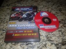 DVD - AMA Superbike Championship 2005 - Motox Motocross - Sport Bike Competition