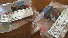 """NEW Bowflex 2"""" x 1 3/4"""" End Cap Endcaps Pair Sport Ultimate Blaze Xtreme Extreme"""