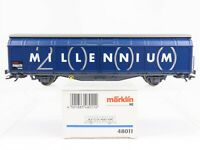 HO Scale Marklin 48011 Millenium Marklin Magazine 2000 European Freight Car