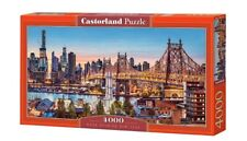 NEW CASTORLAND Puzzle 4000 Tiles Pieces Jigsaw Good Evening New York