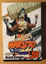 Naruto Volume 50 Manga by Masashi Kishimoto