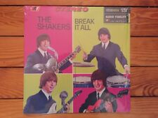The Shakers - Break It All 1966 AF AFSD 6155 Jacket/Vinyl NM