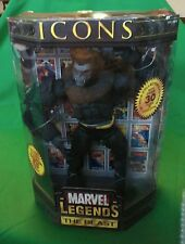 Beast: Marvel Legends lcons 12 inch figure NEW OLD STOCK 2006 XMEN