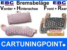 EBC Bremsbeläge VA+HA Goldstuff HD FLSS Softail Slim S