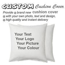 Custom Personalised Cushion Cover Printing 50cm*50cm, full COLOUR printing
