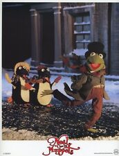 KERMIT THE FROG THE MUPPETS CHRISTMAS CAROL 1992 VINTAGE LOBBY CARD ORIGINAL #8