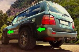 Fender Flares for Toyota Land Cruiser 100/105