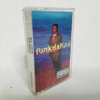 Vintage 90s Da Brat Funkdafied Cassette Tape So So Def Hip Hop Rap