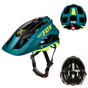 Bicycle Helmet Bike Helmets Cycling Ultralight Overall Integrally-Molded Safety
