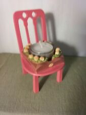 Yankee Candle Pink Chair Tealight Candle Holder