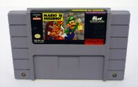 MARIO IS MISSING! Super NES Nintendo SNES Game CLEANED & TESTED 1993